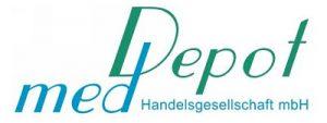 MedDepot GmbH Depot + Distribution für Medizinprodukte + Medikamente